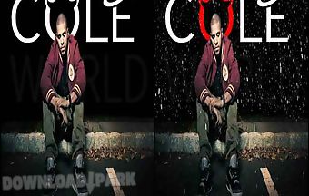 J cole world live wallpaper