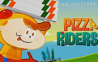 Pizza riders