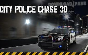 Police chase the thief 3d 2016