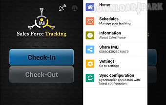 Salesforce tracking