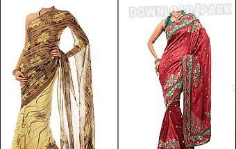 Saree photo suit