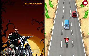 Speed buster: motor mania