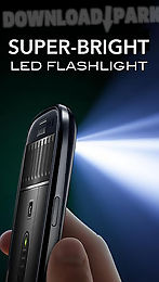 super-bright led flashlight