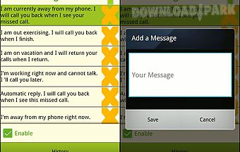 Text your missed call