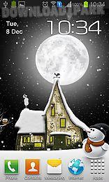 winter night by mebsoftware