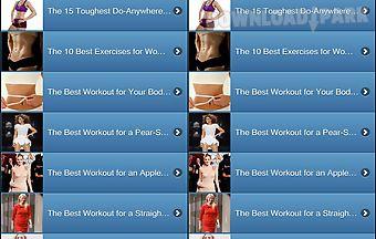 Women workout plan