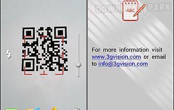 I-nigma qr & barcode scanner