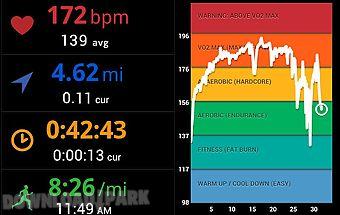 Icardio gps heart rate trainer
