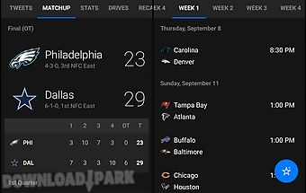 Thescore: sports scores & news