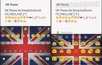 Uk keyboard