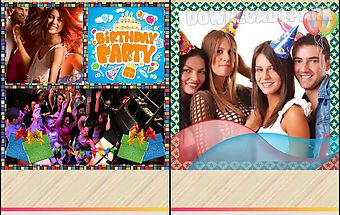 Birthday collages for teens