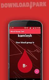 blood group test prank