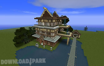 Buildings ideas for minecraft