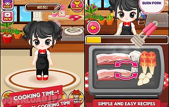 Chef judy: pork belly maker