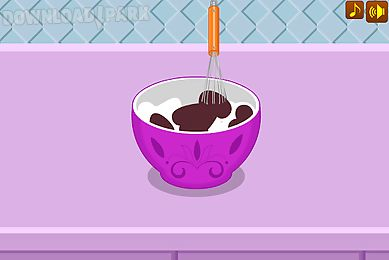 chocolate royal cake game