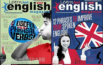 Learn hot english