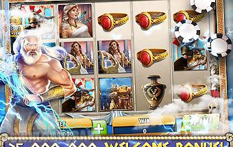 Zeus slots machines