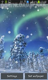 aurora: winter
