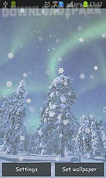 aurora: winter