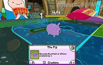 Card warsadventure time hd