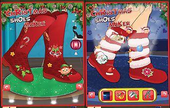 Christmas shoes maker 2