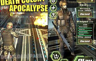 Death colony: apocalypse