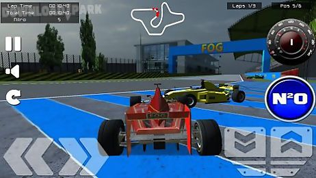 formula racing game. formula racer