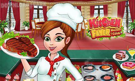 kitchen fever: master cook