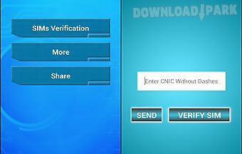 Sims verification checker