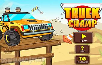 Truck champ