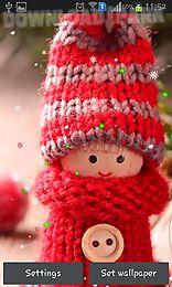 winter: dolls