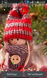 winter: dolls