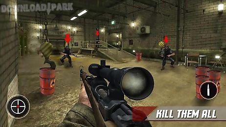 deadly marksman: sniper lethal