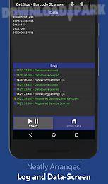getblue bluetooth reader, demo