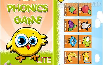 Kids abc phonics game lite