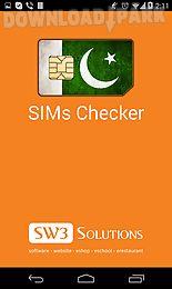 sims checker