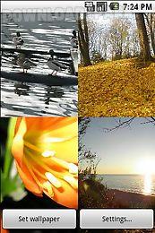 slideshow live wallpaper lite