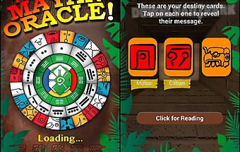 The great mayan oracle (free)