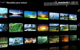 Droidiris : image search