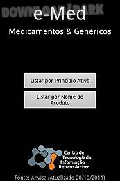 e-med medicamentos & genéricos