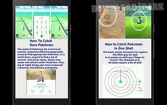 Free pokemon go tips & tricks