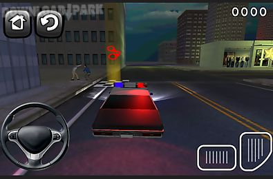 free police chase simulation
