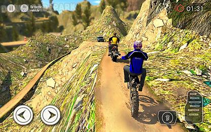 offroad bike racing