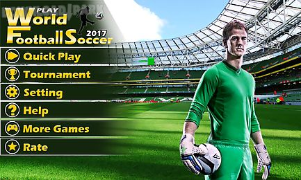play world football soccer 17