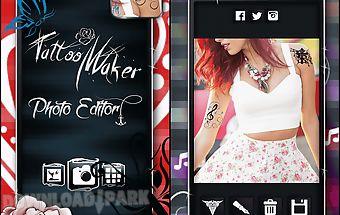Tattoo maker - photo editor