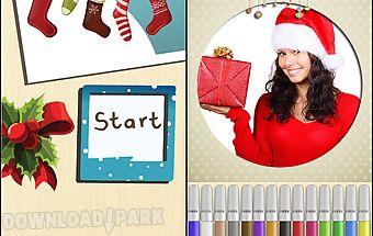 Christmas frames for children
