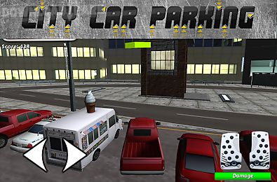 city car 3d parking game