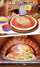 gourmet pizza: kids food game