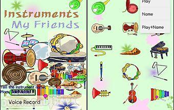 Instruments my friend - baby