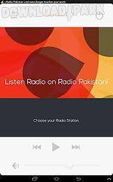 radio pakistan pakistani radio